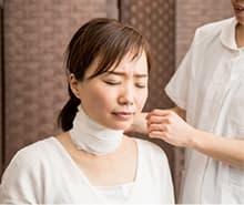 痛みを長引かせないためにも、計画的な治療を行っていきます。