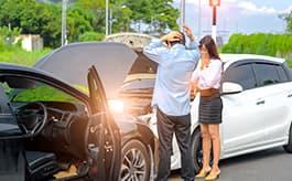 業務中に事故を起こした場合は、運転者だけでなく雇主も賠償責任を負うことがあります。相手車両の登録ナンバー、勤務先、雇主の氏名・住所・連絡先も確認してください。 ※可能であれば書類をコピーさせてもらいましょう。
